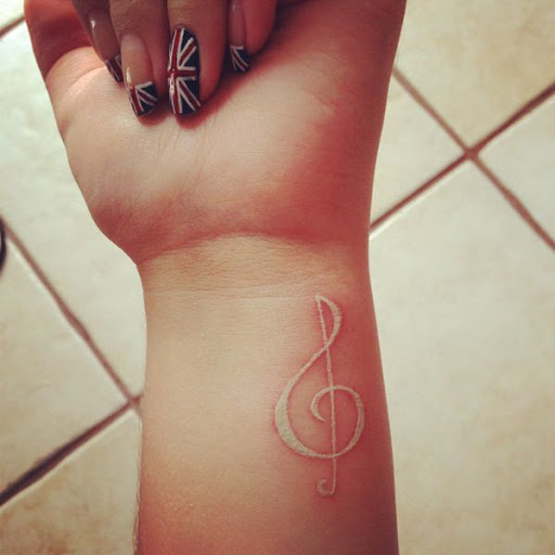 O Sol chave para os amantes da musica
