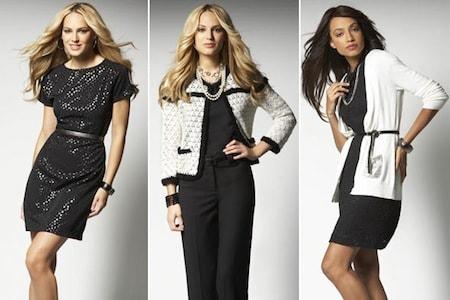 Mass market fashion dress
