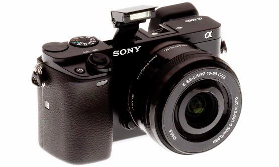 Harga dan Spesifikasi Kamera Sony A6000 Terbaru
