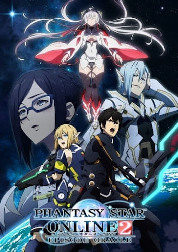 Phantasy Star Online 2: Oracle Episode 25