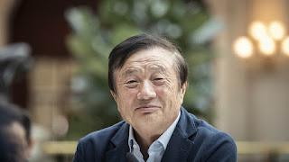 Ren Zhengfei Huawei's founder