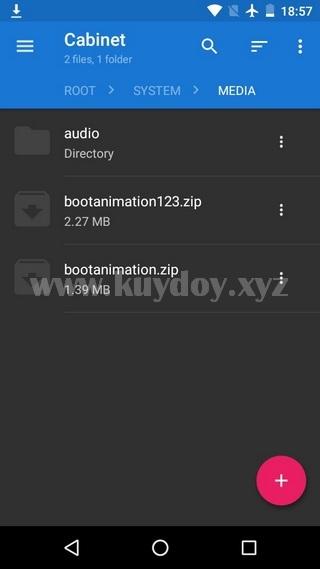 Cara Mengubah Boot Animasi Android Mudah dan Aman