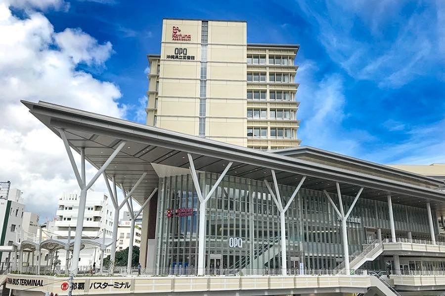 沖繩-那霸-巴士總站-公車-票價-搭乘-一日券-攻略-自由行-Okinawa-Naha-Bus-Terminal