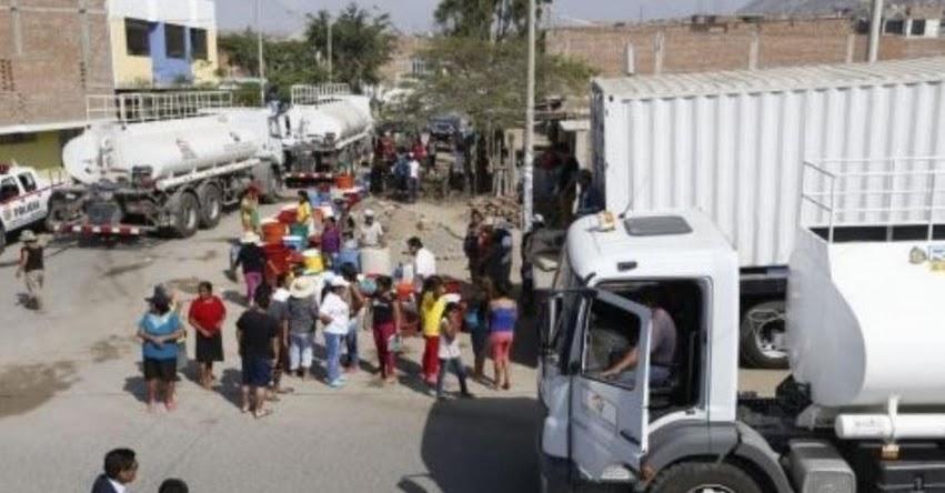 SEDAPAL: Puntos de Distribución Gratuita de Agua Potable - www.sedapal.com.pe
