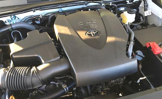 2019 Toyota Tacoma TRD Sport Review