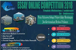 Lomba Essay Online Competition 2nd Fun Fest 2018
