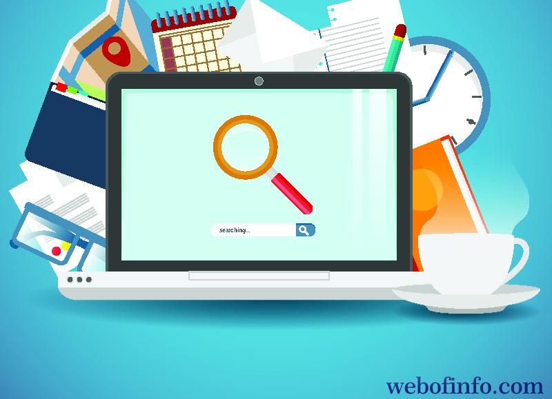 Domain webofinfo