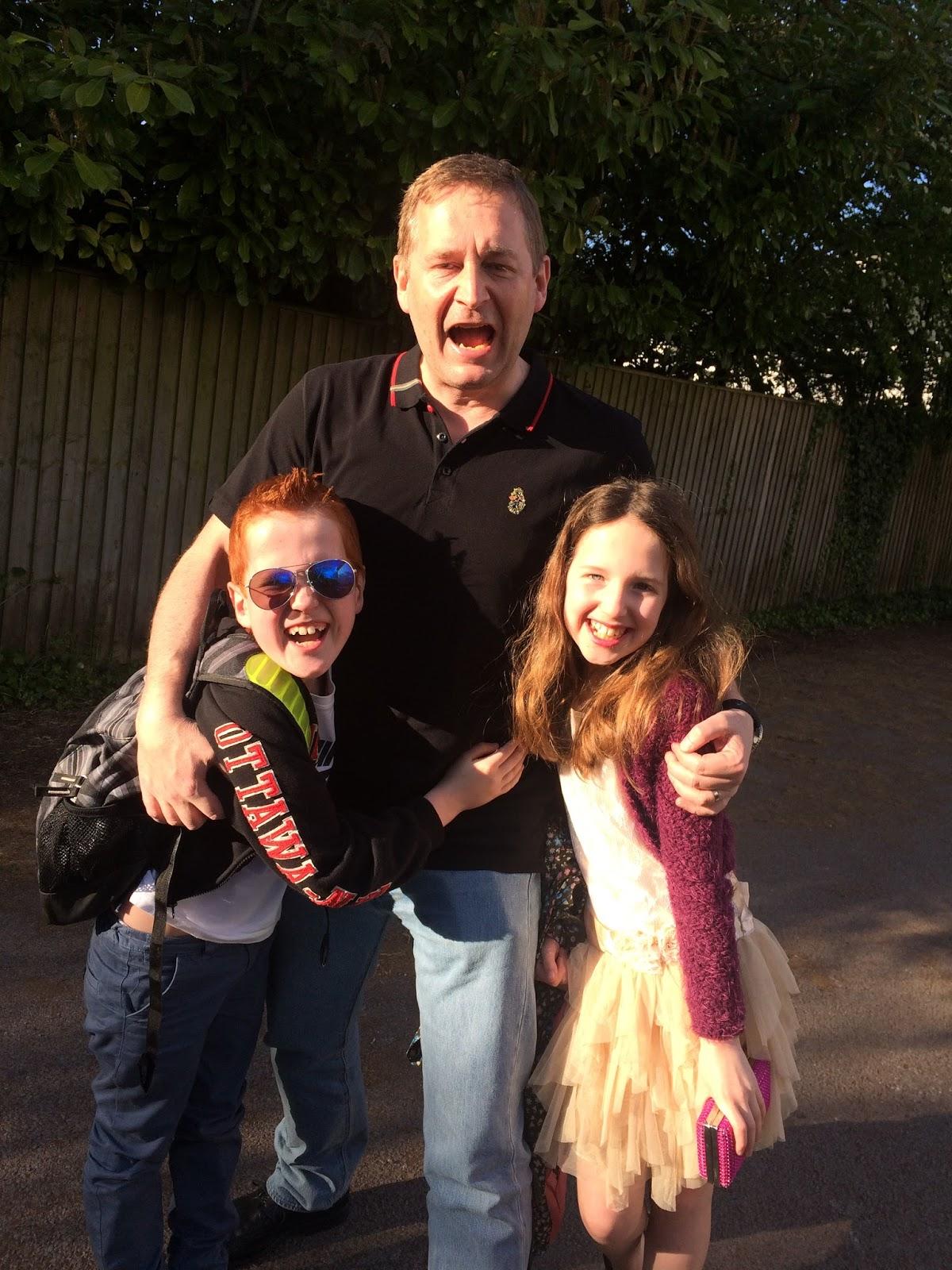 Mat, Caitlin & Ieuan Hobbis at The Fox & Hounds, Llancarfan