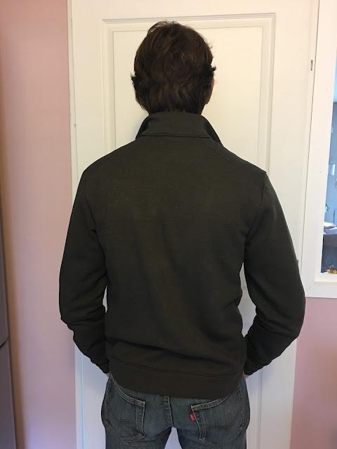 veste aventurier la maison victor