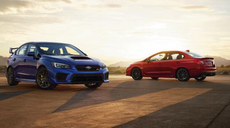 2019 Subaru WRX STI Release Date