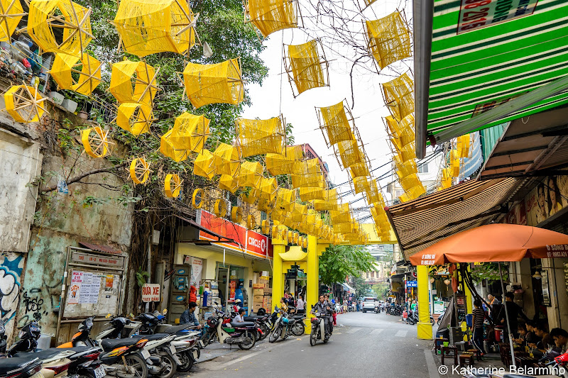 Old Quarter Things to Do in Hanoi Vietnam