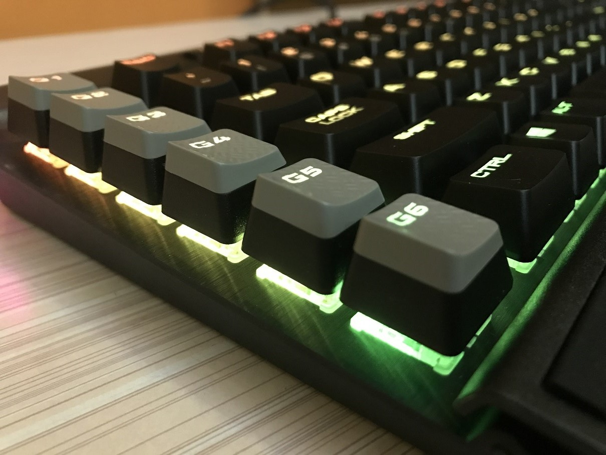 Corsair K95 Platinum Review ~ Computers and More   Reviews
