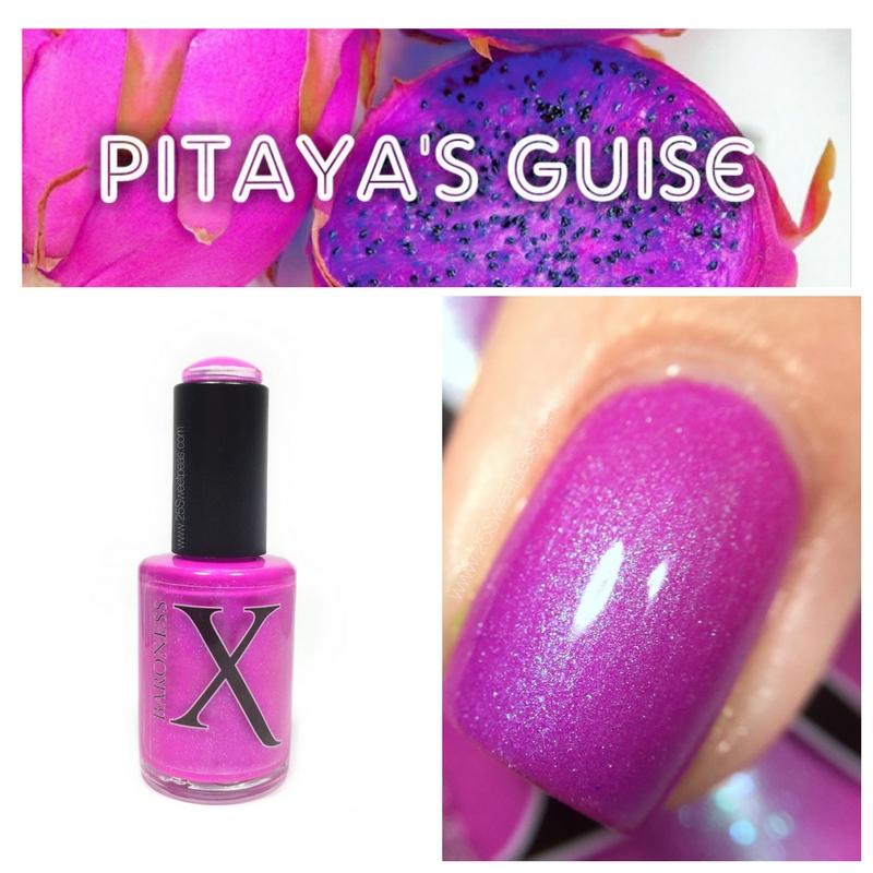 Baroness X Pitaya's Guise