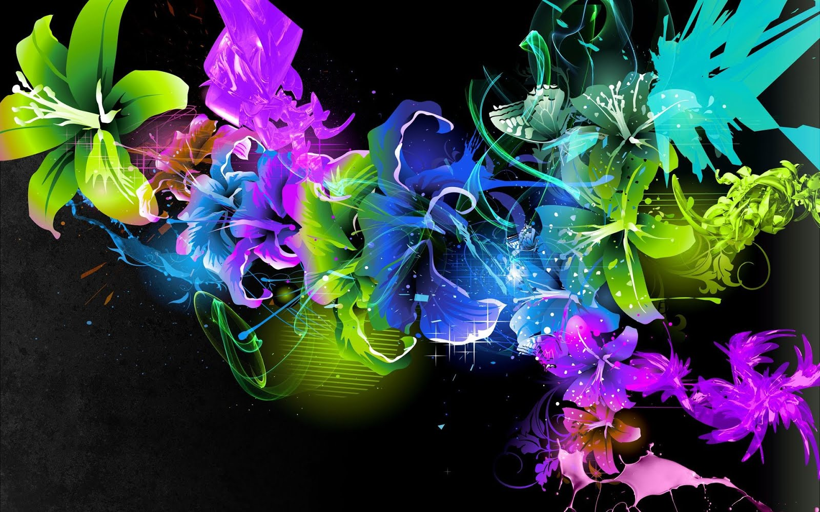 Wallpaper Hd Abstract Color