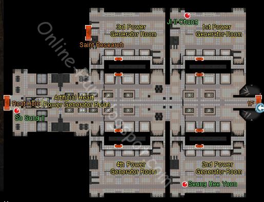 Ran Online Maps