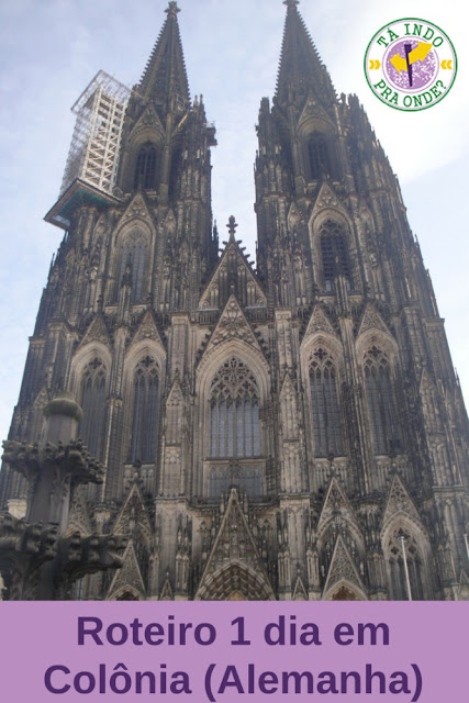 O que fazer em 1 dia em Colônia (Alemanha)?