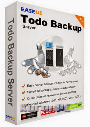 download EaseUS Todo Backup Advanced Server 8.2 Key