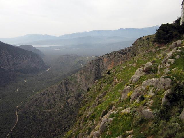 Valle de Olivos_Golfo de Corinto_Delfos