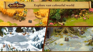 Guild of Heroes fantasy Mod Apk v1.45.3 (RPG Game)