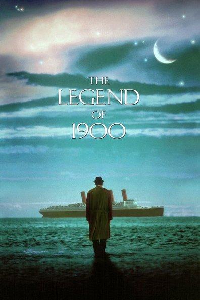 Ver La leyenda del pianista en el océano (1998) Online
