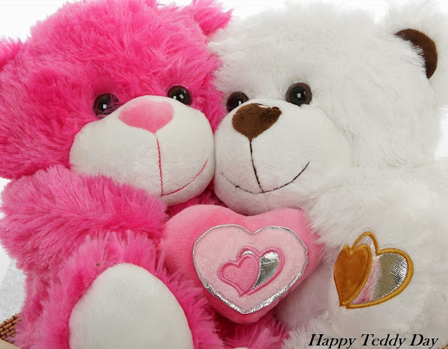 Happy Teddy Day Photos for Girlfriend