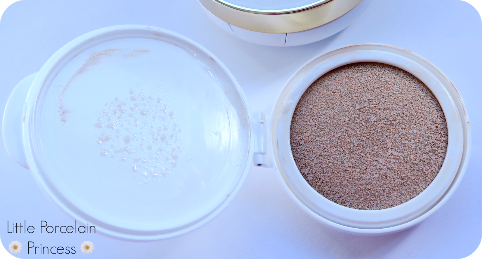 Little Porcelain Princess How To Diy Your Own Cushion Compact
