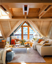 Mountain Cottage Interior Design