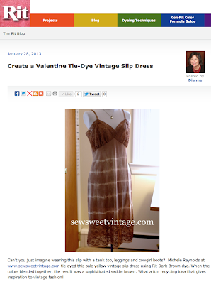 Sew Sweet Vintage Featured