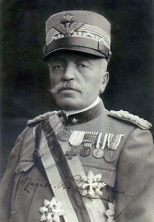 General Luigi Cadorna was Chief of Staff  of the Italian Army in the First World War