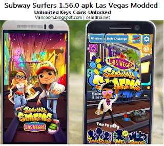 Game Subway Surf MOD Hack Unlimited Coin