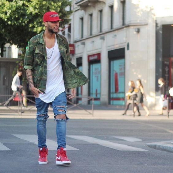 8762859d20 Macho Moda - Blog de Moda Masculina  CAMUFLADO  Como Usar Peças ...