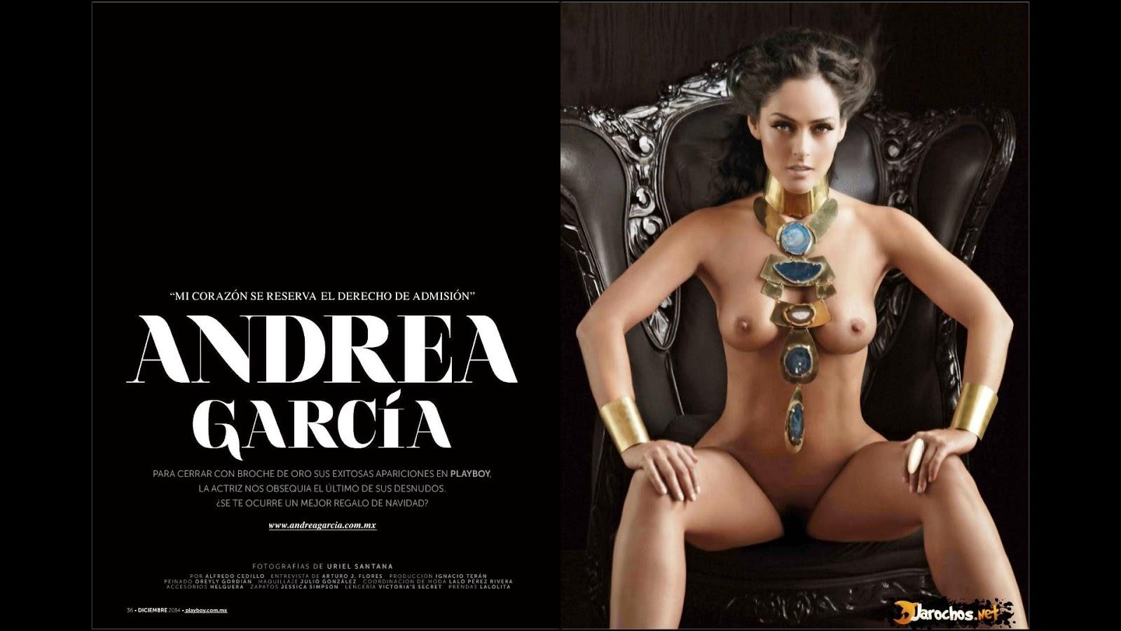 Andrea García Al Desnudo estos fueron los desnudos de #andreagarcia para #playboy