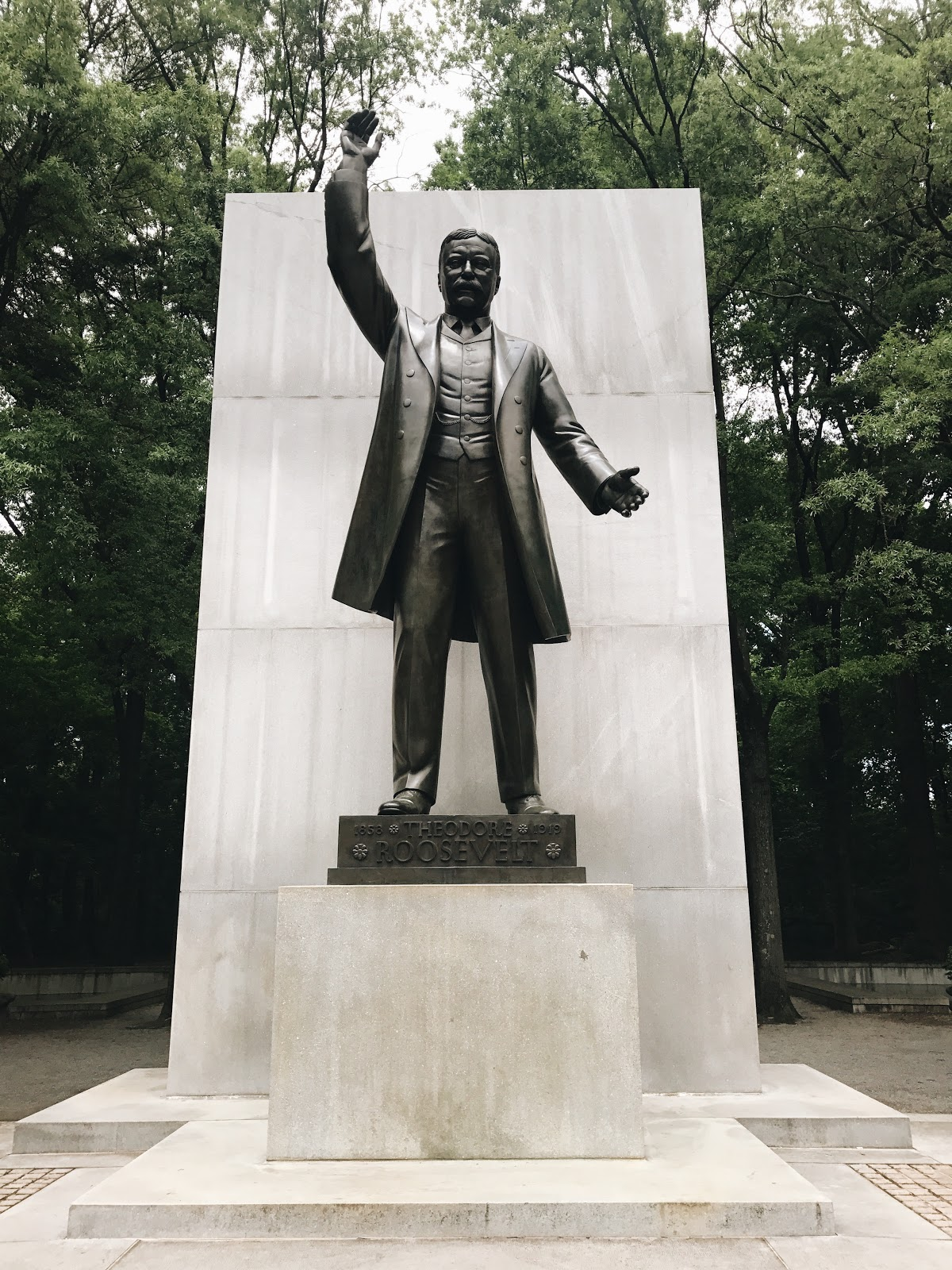 Theodore Roosevelt Memorial | A Weekend in DC