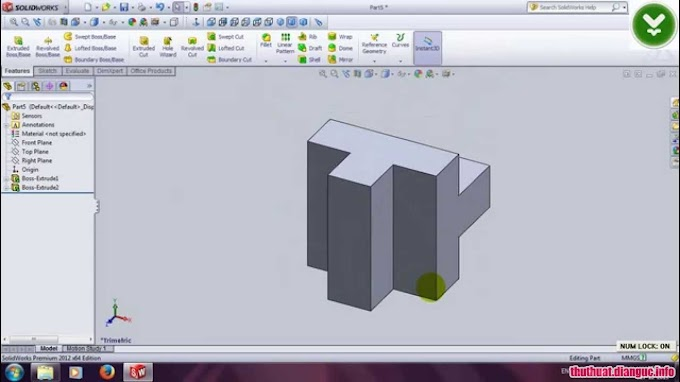Download SolidWorks 2012 Full Cr@ck