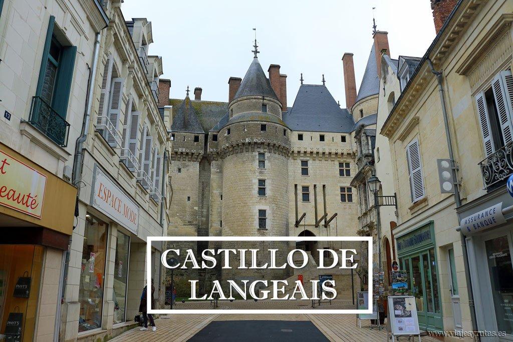 Castillo de Langeais un imprescindible del Valle del Loira