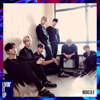 monsta x comeback cuarto mini album livin it up