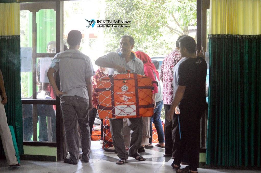 Jadwal Penerbangan Berubah, Pemberangkatan Kloter 11 Haji Kebumen Dipercepat
