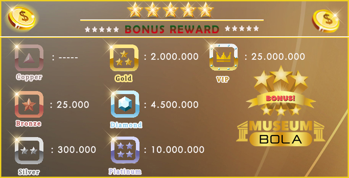 Bonus Reward