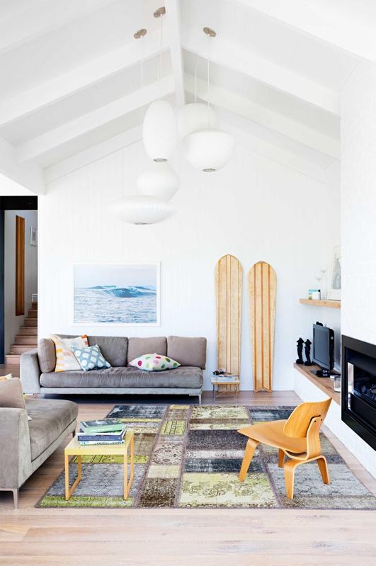 Una casa para vivir junto al mar chicanddeco