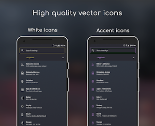 Greyscale – Substratum Theme v5.6 [Patched] APK
