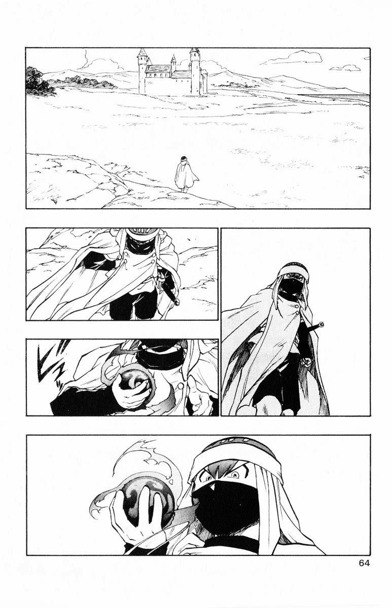 Dragon Quest: Emblem of Roto chap 35 trang 14