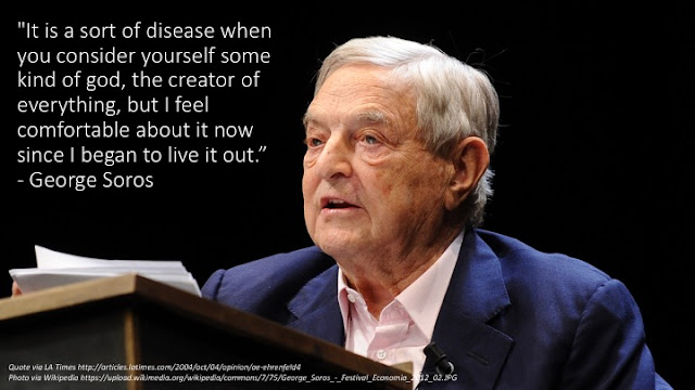 Who Is George Soros? Judge For Yourself