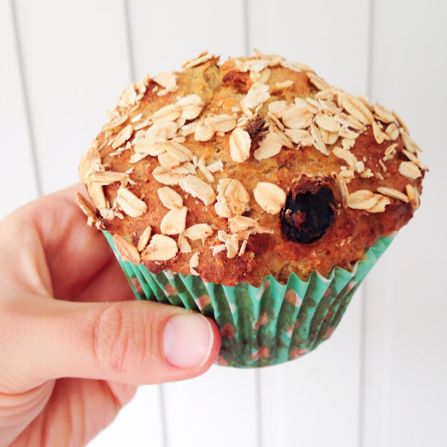 The ultimate breakfast muffin by GoodFoodWeek