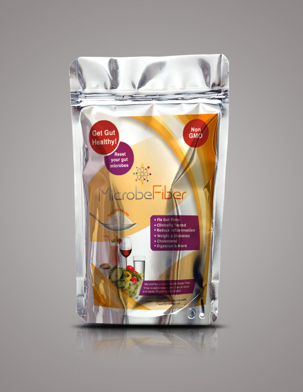 Get Gut Healthy: MicrobeFiber™ Cures Tina's Tummy Troubles