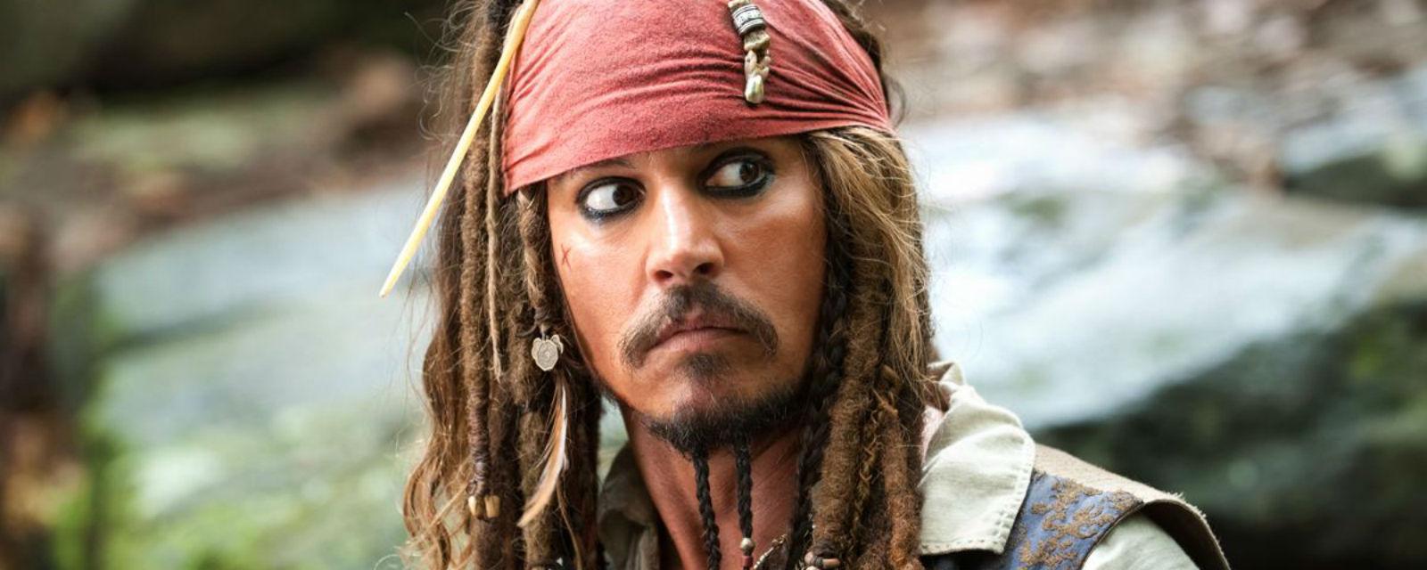 Disney está considerando um reboot de Piratas do Caribe com os roteiristas de Deadpool