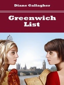greenwich list, diane gallagher, welsh novel, welsh fiction, welsh book