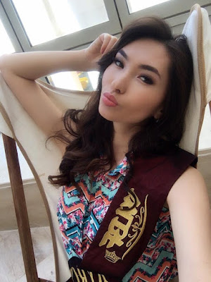 Central Asia Represented by Kyrgyzstan Women