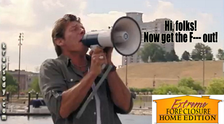 Ty Pennington Extreme Foreclosure