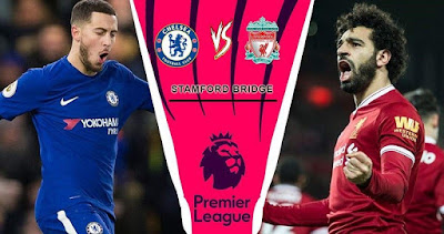 Live Streaming Chelsea vs Liverpool EPL 30.9.2018