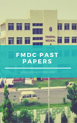 FMDC past papers